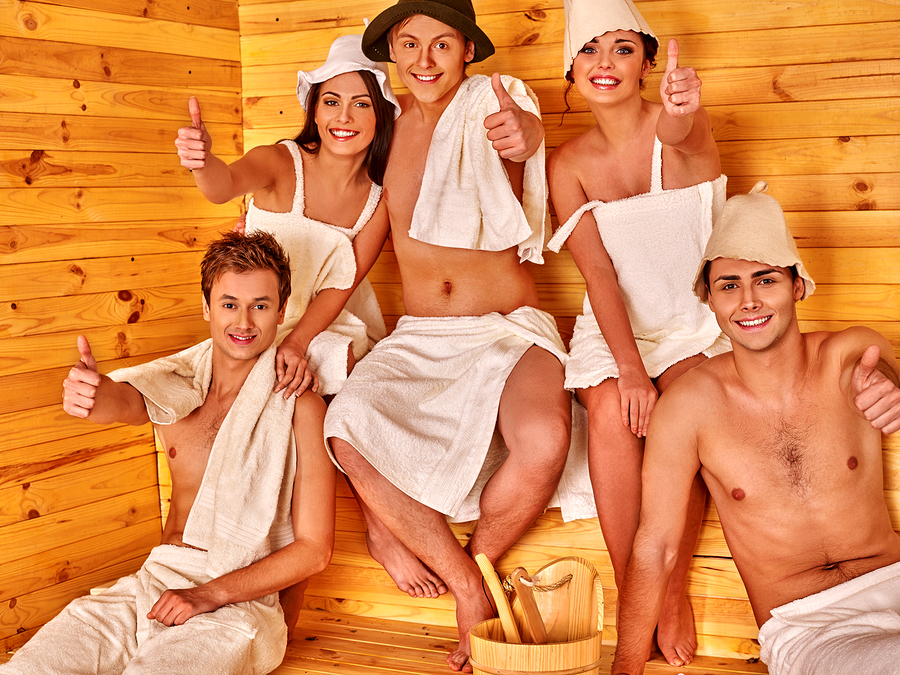 Group Spa Packages Nyc