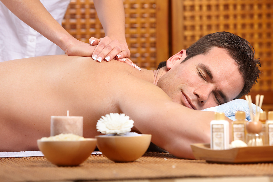 massage for Man in New York NYC