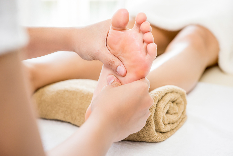 Spa Deal, Foot massage in New York NYC, deep tissue massage