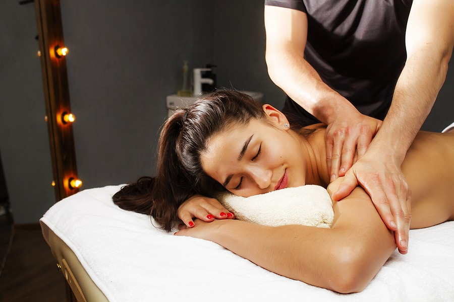 Neck back massage near me walk in full body massage in New York NYC, Manhattan , Juvenex Spa Massage