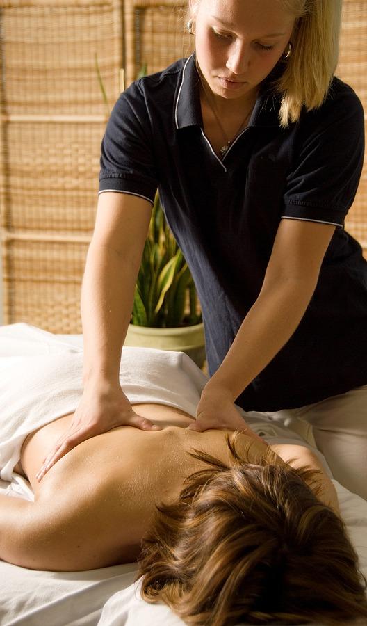 Shoulder massage near me with release in New York NYC, Manhattan , Juvenex Spa Massage