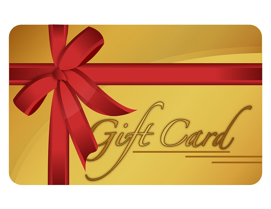 Gift Card (spa, massage, facial in Juvenex Spa New York)
